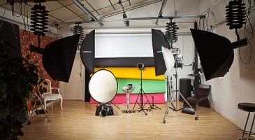 Studio Hire & Photography